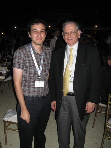 Robert Kahn and me