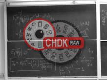 CHDK in University