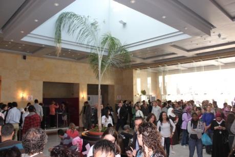 Bethlehem Convention Palace reception
