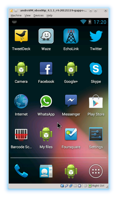 Android VM